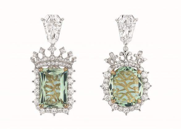 Dior à Versailles, Pièces Secrètes