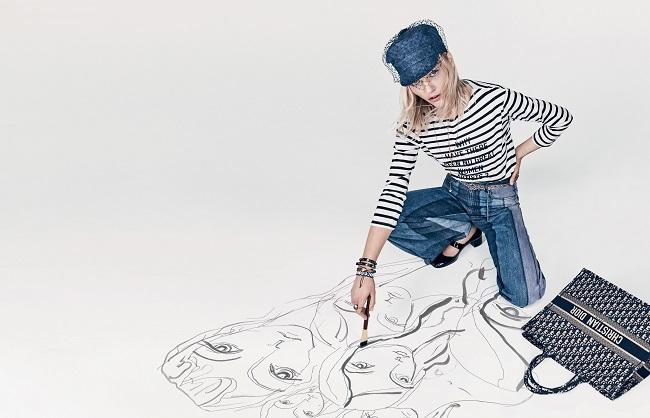 Dior, la campagna prêt-à-porter fotografata da Patrick Demarchelier