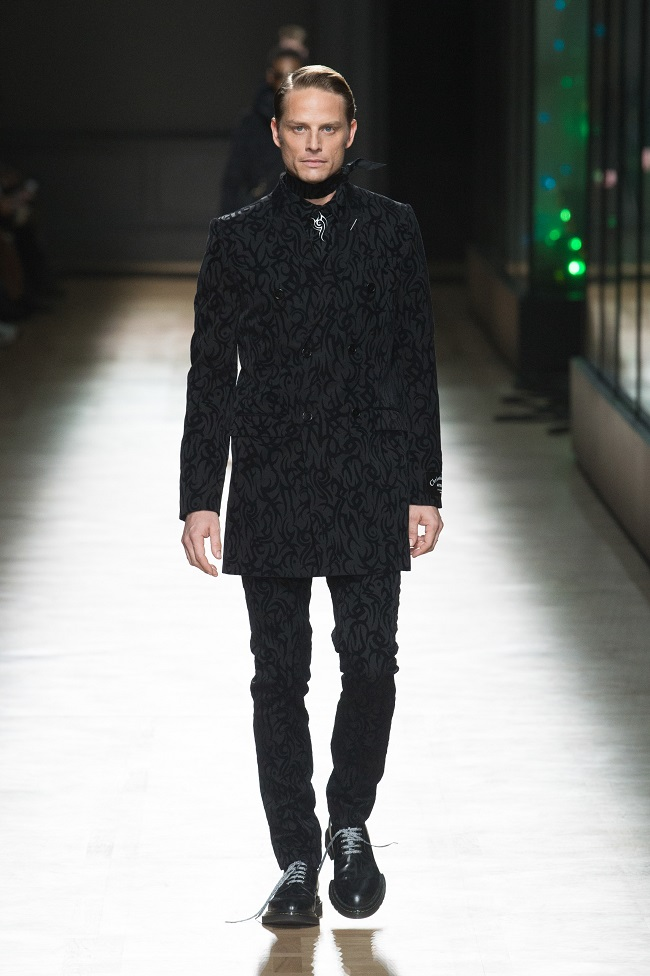 Forever Young – Collezione Dior Homme Winter 18-19