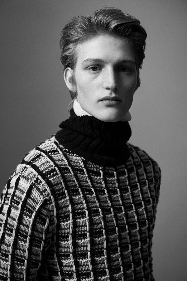 MALO a Pitti con back to the future fashionpress.it