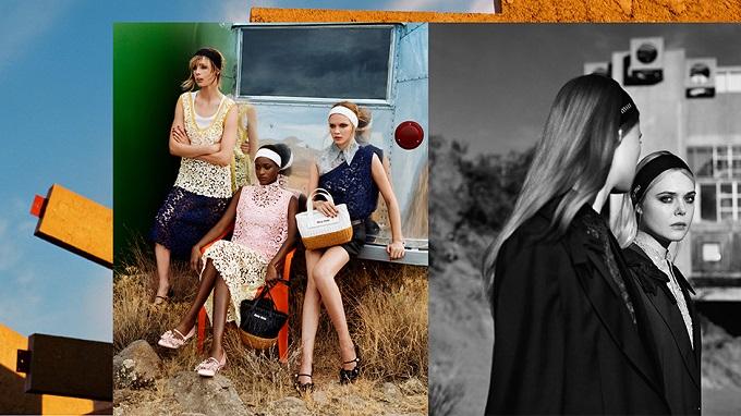 Return to Arcosanti La campagna pubblicitaria Miu Miu Primavera Estate 2018