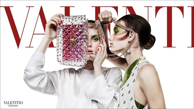 Valentino Spring 2018 Ad Campaign