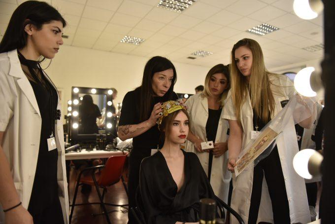 Dolce&Gabbana con MKS e MBA quando la sfilata fa scuola