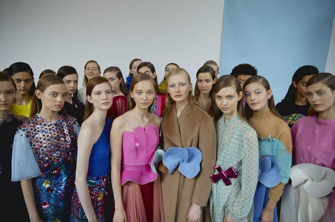 Delpozo FW18 Collection