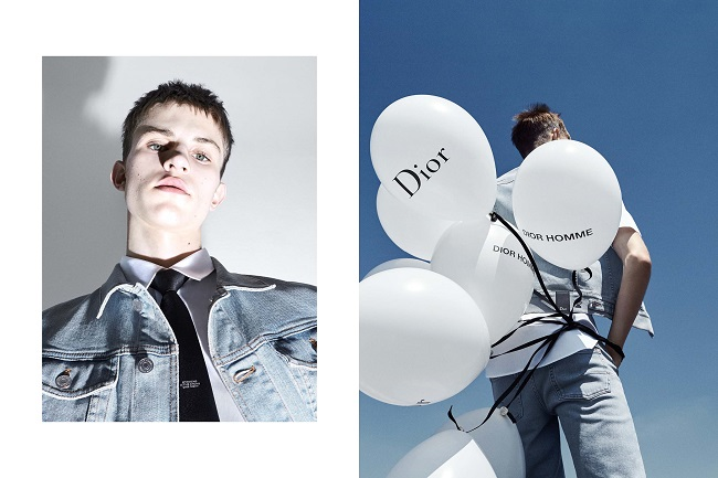 Il Pop-up Store Dior Denim