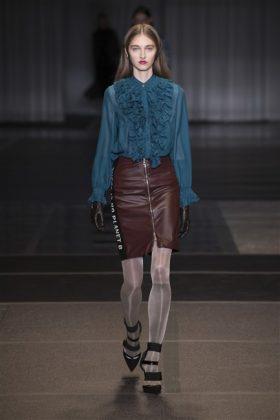 John Richmond at Milan Fashion Week Fall 2018