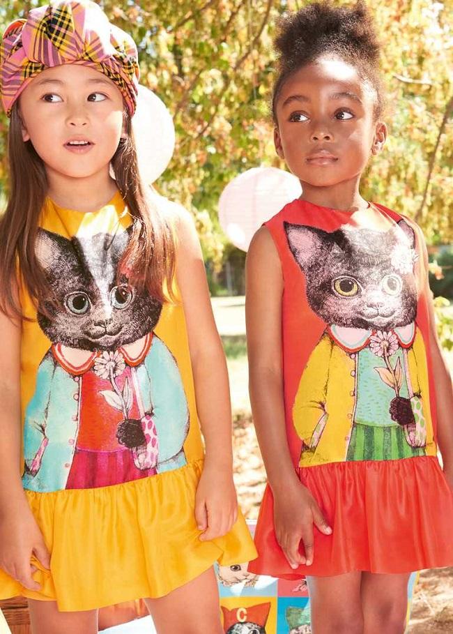 L'artistaYuko Higuchix Gucci la collezione bambino primavera-estate 2018