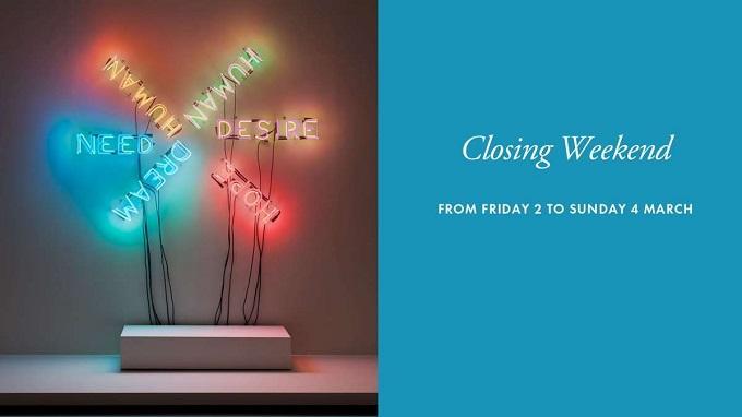 Mostra Being Modern MoMA in Paris Closing Weekend