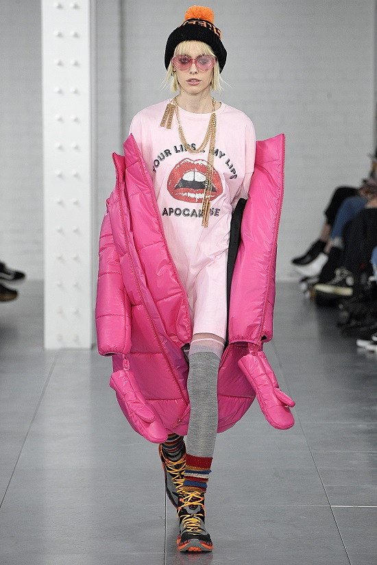 Nicopanda FW18 runway collection Smells Like Queens Spirit