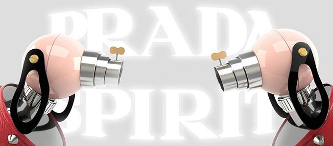 pop-up Prada Spirit