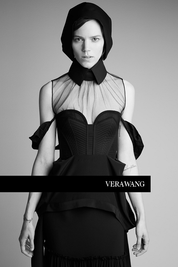 Vera Wang Spring 2018 Ad Campaign
