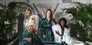 Zizi Donohoe London Womenswear Fall Winter 2018-2019 London February 2018
