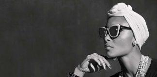 Chanel | Eyewear Spring Summer 2018 Ad Campaign by Karl Lagerfeld