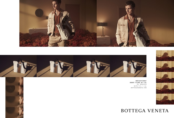 BOTTEGA VENETA _ THE ART OF COLLABORATION SS 2018 _ UTOPIA AND REBIRTH