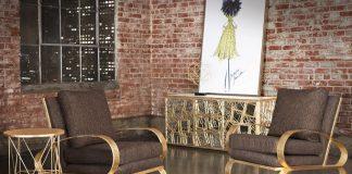 Il glamour Hollywoodiano di Badgley Mischka al Salone del Mobile