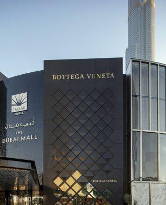 Bottega Veneta apre il suo più grande negozio del Medio Oriente