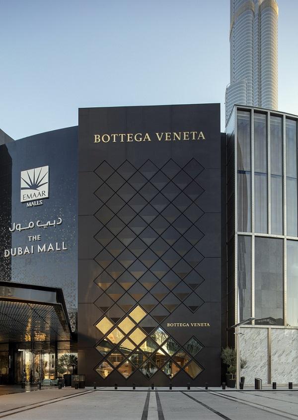 Bottega Veneta ha il piacere di annunciare l'apertura della nuova boutique nella Fashion Avenue del The Dubai Mall.