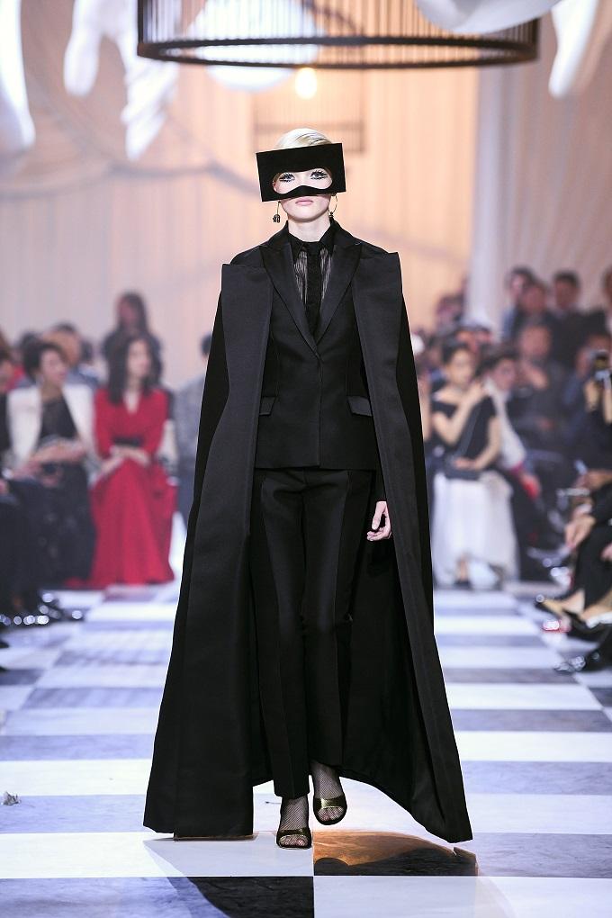 Christian Dior Haute-Couture Show In Shanghai - Runway