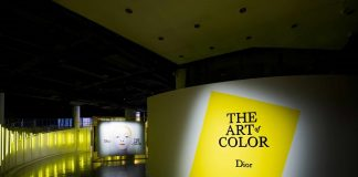 Dior, the Art of Color a Shanghai