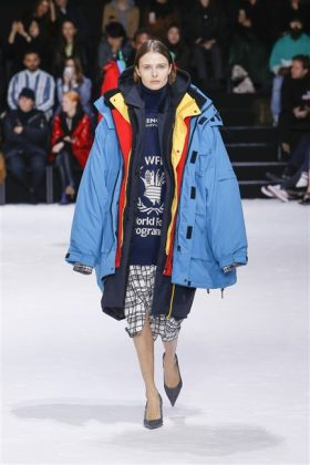 Balenciaga x World Food Programme