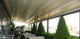 Green Mixology sulla Sky Terracedell'Hotel Milano Scala