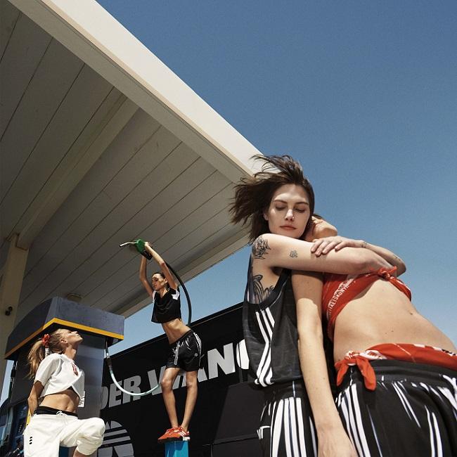 Adidas Original byAlexander Wangseason 3