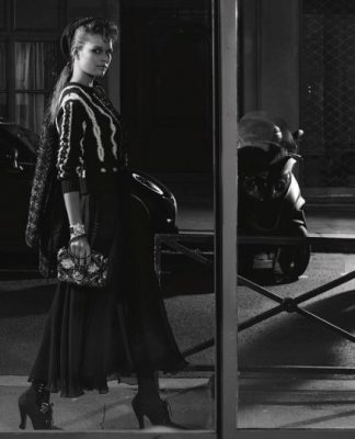 CHANEL Paris-Hamburg Métiers d'Art Campaign 2018