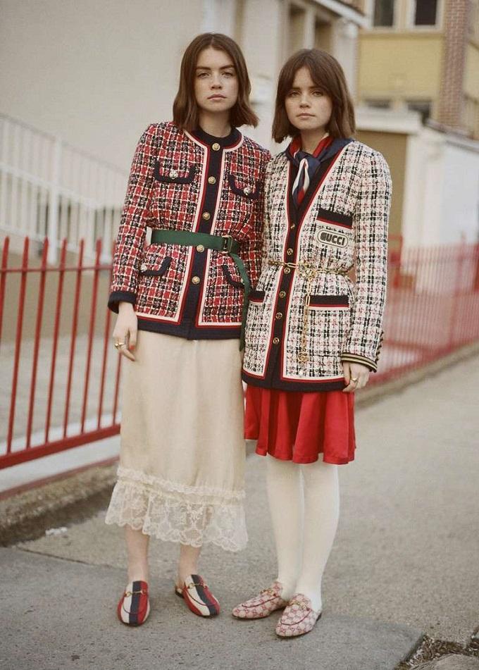 Gucci e Vogue presentano 25 Ways to Gucci