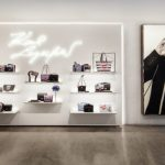 Karl LagerfeldOpens His First USFlagship