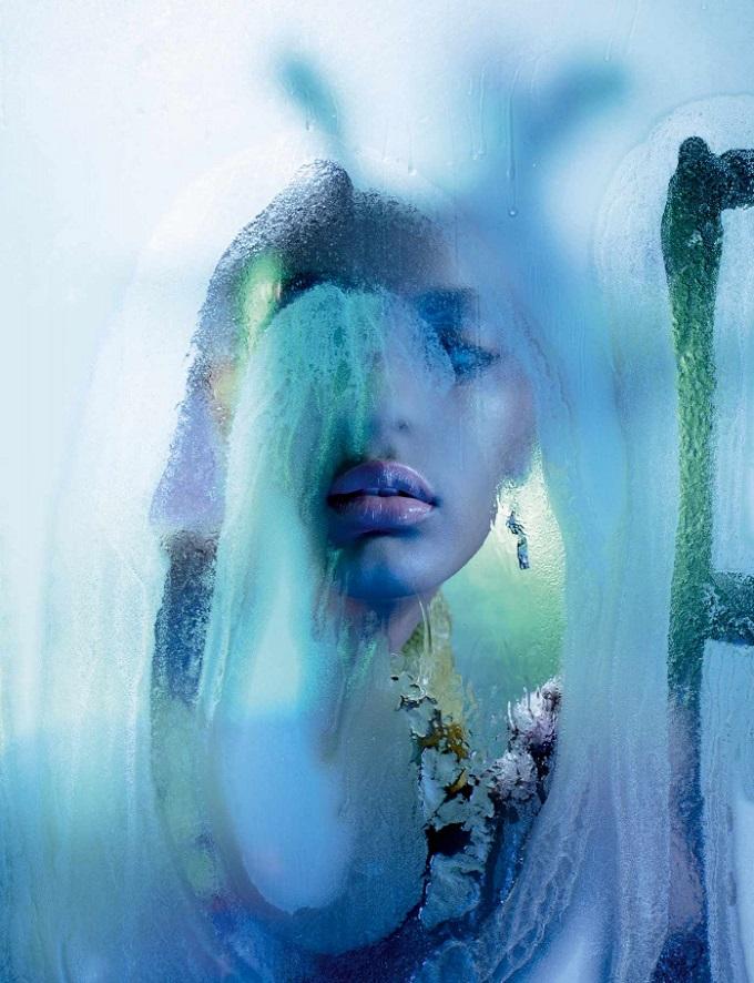 L'arte di rivelarsi, Marilyn Minter per Dior