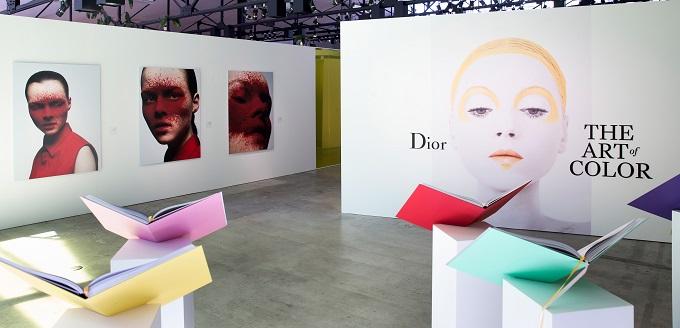 La mostraDior, The Art of Color aTokyo