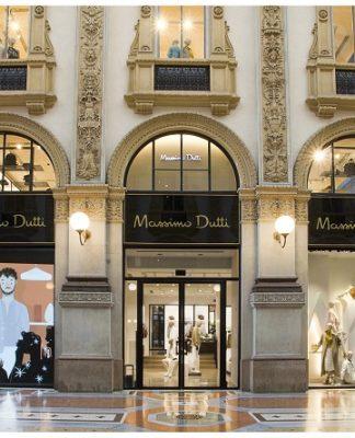 Massimo Dutti celebra gli AD Awards a Milano
