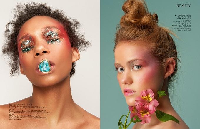 Prima Vera by Ryan Jerome for INLOVE Magazine Spring 2018