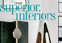 Nasce Superior Interiors, speciale design