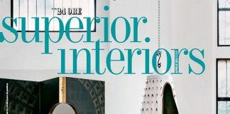 Nasce Superior Interiors, speciale design