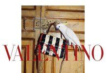 Valentino Pre Fall 18 Adv Campaign byJuergen Teller
