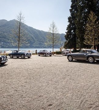Villa d'Este Style 2018: One Lake, One Car