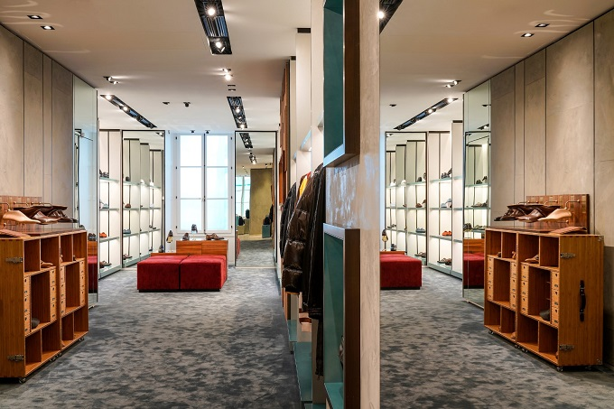 Bally launches new store Concept in Switzerland