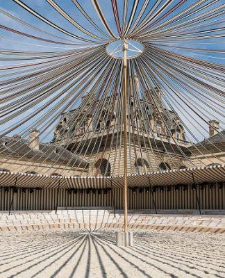 Le Grandes Ecuries de Chantilly, uno scenario reale per la sfilata Dior Cruise 2019