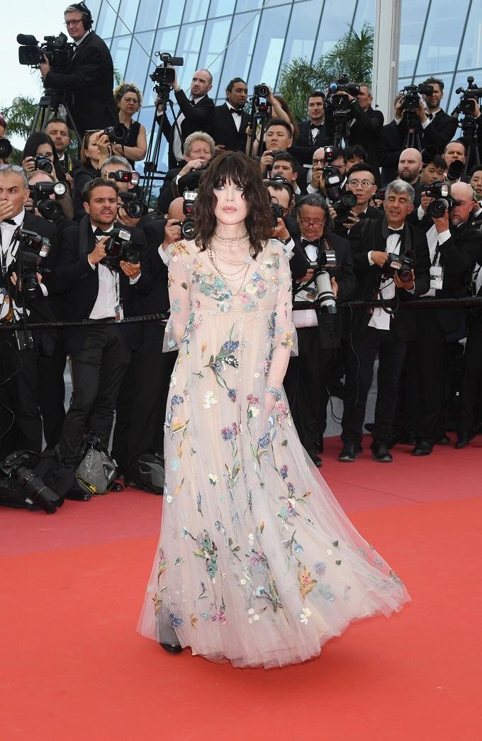 Dior Cannes Isabelle Adjani