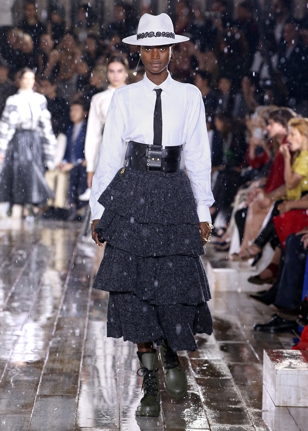 Dior Cruise 2019: The escaramuzas