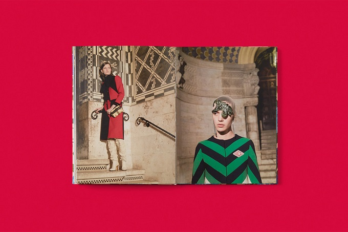 Disturbia, il libro limited edition di Guccifirmato Peter Schlesinger