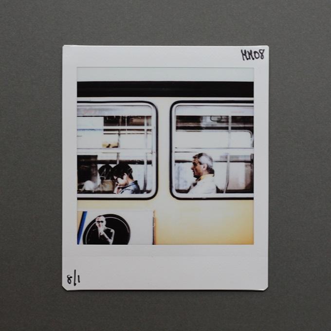 Una Polaroid per raccontare Milano: il fotoprogetto di Gianluca Vassallo