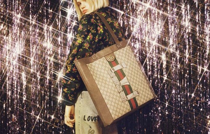 Gucci DIY Campaign
