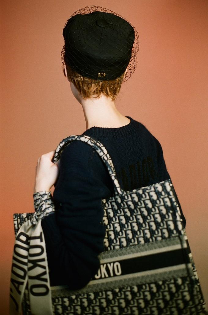 Kiko Mizuhara per Dior Tokyo