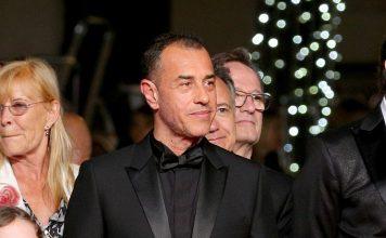 Mr.Matteo Garronewas dressed inDior Hommefor the screening of 'Dogman',