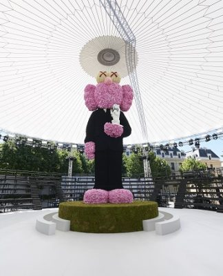 KAWS for Dior Homme SS19 Collaboration