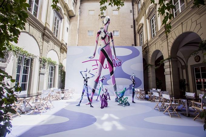 Pucci e Bonaveri celebrano il proprio heritage con una mostra a Palazzo Pucci
