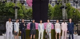 Kim Jones makes Dior debut with Paris menswear show