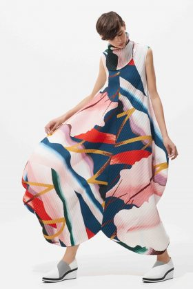 Issey Miyake Resort 2019 fashionpress.it